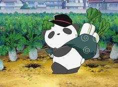 Nerima Daikon bros panda!!!