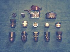 I recently addedthe newOlympus OM-D E-M5 Mark IIto my street photography  camera bagso here's an update on my complete kit.
