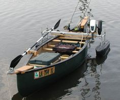 diy canoe stabilizer | Discovery 119 is back! (Page 1) - Puddlers Lounge - Louisiana Fly ...