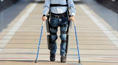 FDA approves first ever personal exoskeleton