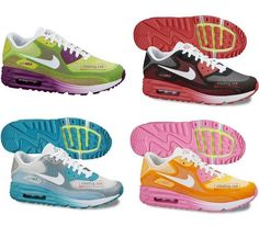 Trendy Women s Sneakers 2017  2018   Nike WMNS Air Max 90 Lunar C3.0  (Spring 2014) – Preview 92e2fe478f