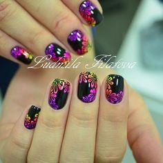 Instagram media ludmilafilatova #nail #nails #nailart