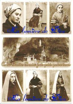 St Bernadette Of Lourdes, Santa Bernadette, Bad Celebrity Plastic Surgery, Our Lady Of Lourdes, Queen Of Heaven, Immaculate Conception, Divine Mother, Pray For Us, Madonna