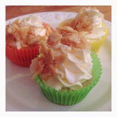 Cupcakering Sankt Pauli: Das wohl leckerste Cupcakes - Topping der Welt: Marshmallow - Buttercreme!