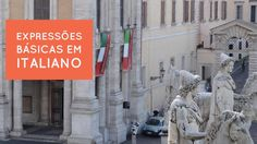 O idioma italiano é uma das linguagens mais bonitas do mundo, bastante gesticulado e expressado. Neste post, algumas expressões básicas em italiano que pode ser útil na sua viagem para a Itália.    Oinfográfico abaixo pode também ser encontrado aqui no nosso Pinterest.   12 Exp