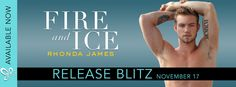 Stacie's love of books: Fire and ice by Rhonda James