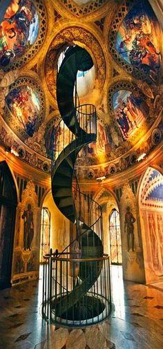 Beautiful Places...Castello Ducale di Corigliano Calabro, Cosenza, Calabria, Italy, photo by John Galbo