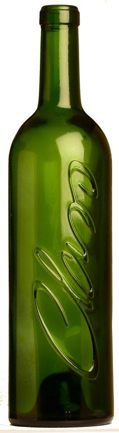 Bottle of wine by ©Class