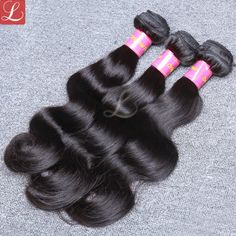 Top Quality Hair Weave For Cheap 3 Pieces Unprocessed Virgin Brazilian Body Wave Hair Bundles