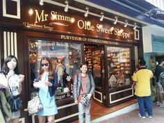 Mr Simms Olde Sweet Shoppe in Hong Kong