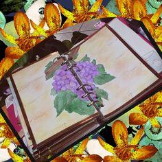 PLAN WITH ME!!!decorazione della settimana,tema uva