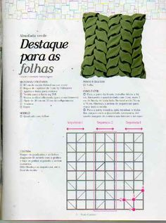 Fazer Mais Fácil: Revista: Ponto Capitonê