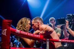 Exclu : photo de Jake Gyllenhaal en boxeur badass dans La Rage au ventre