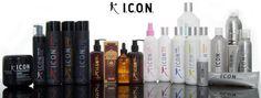Met I.C.O.N wordt je haar sterker en gezonder. De I.C.O.N. haarproducten geven je haar kracht en laten het glanzen. I.C.O.N. heeft meerdere lijnen zoals I.C.O.N. India, Hydration, Detox, Anti-Aging, Treatments, Cure, Definition, Hold, Style Lock, Finishing en Therapeutics.