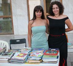 Σύλλογος Περί Βιβλίου Πρέβεζας: Ξεκίνησε η ανταλλαγη βιβλίων