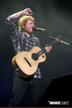 Ed Sheeran performed in concert on the opening night of his 'X' tour at The Frank Erwin Center on May 6, 2015 in Austin, Texas.