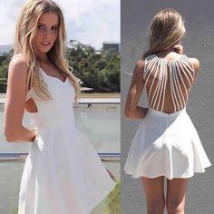 f27e33ee8 Encontrá Vestido Importado Civil Fista Espalda Con Tiras - Vestidos en Mercado  Libre Argentina. Descubrí la mejor forma de comprar online.