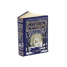 The Chronicles of Narnia (Barnes Noble Leatherbound Classics) ($18) ❤ liked on Polyvore