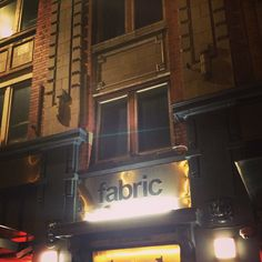 Fabric in London, Greater London
