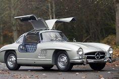 1955 Mercedes-Benz 300SL Alloy