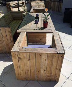pallet patio furniture 5