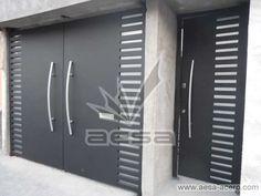 House Main Gates Design, Grill Gate Design, Front Gate Design, Door Gate Design, Main Door Design, House Front Design, Modern Window Grill, Gate Designs Modern, Modern Entrance Door