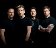 Nickelback: They Are My 2nd Favorite Band Chad Kroeger Is The Lead Singer