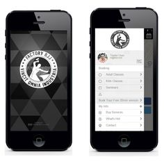 Download our free app on the iTunes and Google Play Stores - just search Factory BJJ. Use it to see the live timetable book & pay for classes and private sessions plus keep up to date with everything going on at the gym. #BJJ #FactoryBJJ #BJJinManchester