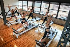 11 Chicago Gyms That Will Change The Way You Work Out #refinery29  http://www.refinery29.com/chicago-gyms#slide-6  Flex Pilates Chicago With just nine top-of-the-line reformers, this studio provides your most personalized Pilates workout ever. Plus, by combining traditional Pilates moves with exercises from other fitness disciplines (including yoga, barre, and dance), instructors guide you through slow and continuous exercises that will work your entire body to exhaustion (in a good ...