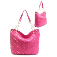 This just says WOW doesn't it? So many colors, see them all at www.klassybags.com click NEW ARRIVALS!