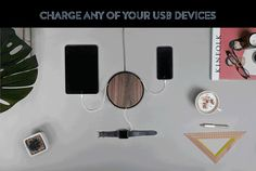 Banish messy cables and slow charging forever with ECLIPSE – the new, neater way to charge your daily devices.
