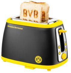 "SOUND TOASTER BORUSSIA DORTMUND BVB ""BVB"" NEU                                                                                                                                                      Mehr"