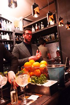 De gin hype is niet voorbij, de high quality bars zijn in trek en dat weet Noémie Aerts (van Mijn Pop Up Restaurant) ook.