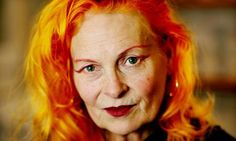 People : Dame Vivienne Westwood, The Working Class Dame, And the Other Iron Lady ….   stuartshieldgardendesign