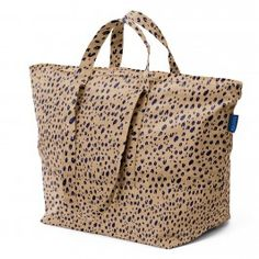 Howkapow - Leopard Carry All Bag