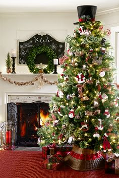 Pier One Christmas Trees.375 Best Christmas Entertaining Decor Images In 2019