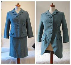The Amadeus Coat How to turn a two piece costume into a coat