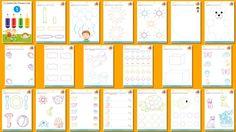 Actividades para infantil Cuadernillo 1