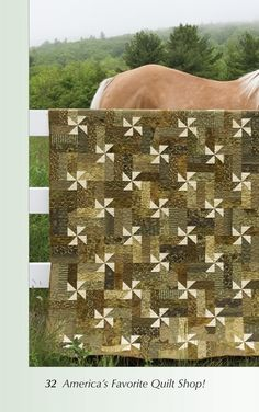 Keepsake Quilting - Almost Spring 2013 - page 32