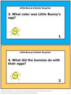 1000 images about easter tpt products from rosa on for What is the easter bunny s phone number