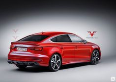 Audi RS3 Coupe - http://ift.tt/1HQJd81