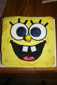 Boys birthday cake; my nephew's next birthday?! oh yes!