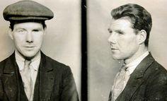 Bad Characters…1930s Mugshots
