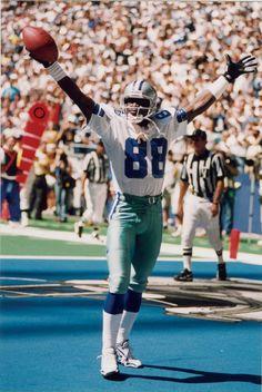 Michael Irvin, Dallas Cowboys
