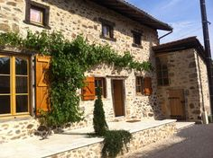 A hovel is now finally a home. #france #historic #gite #restoration #home #vacation