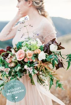 SMPers we've got a serious dose of foraged-fabulousness coming your way this morning. You might recognize this masterpiece designed by the incredibly talented Kelly Lenard from last month's Holman Ranch shoot captured by Sally Pinera. We couldn't get enough, so we asked for the breakdown. Read on for this earthy elegant creation below! Holman Ranch Fall Wedding Inspiration 2 […]