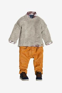 Zara baby, little man style