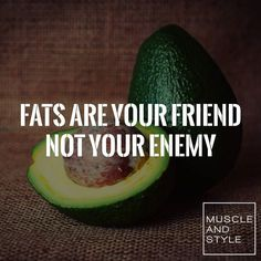 We don't have to be scared of fats - there are good fats and there are bad fats.  Avocado as an example is a good fat and can help to increase testosterone levels naturally and safely.  Can you name some other examples of good healthy fats????