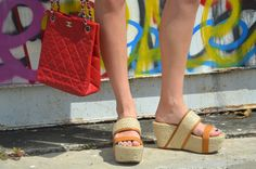 Flatforms and Red Chanel