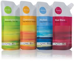 Sip on this: single-serve pouched wine debuts, after consumers started using a similar product meant for water to transport their wine. Via Packaging World